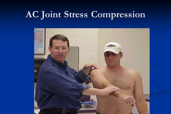 AC Joint Stress Compression
