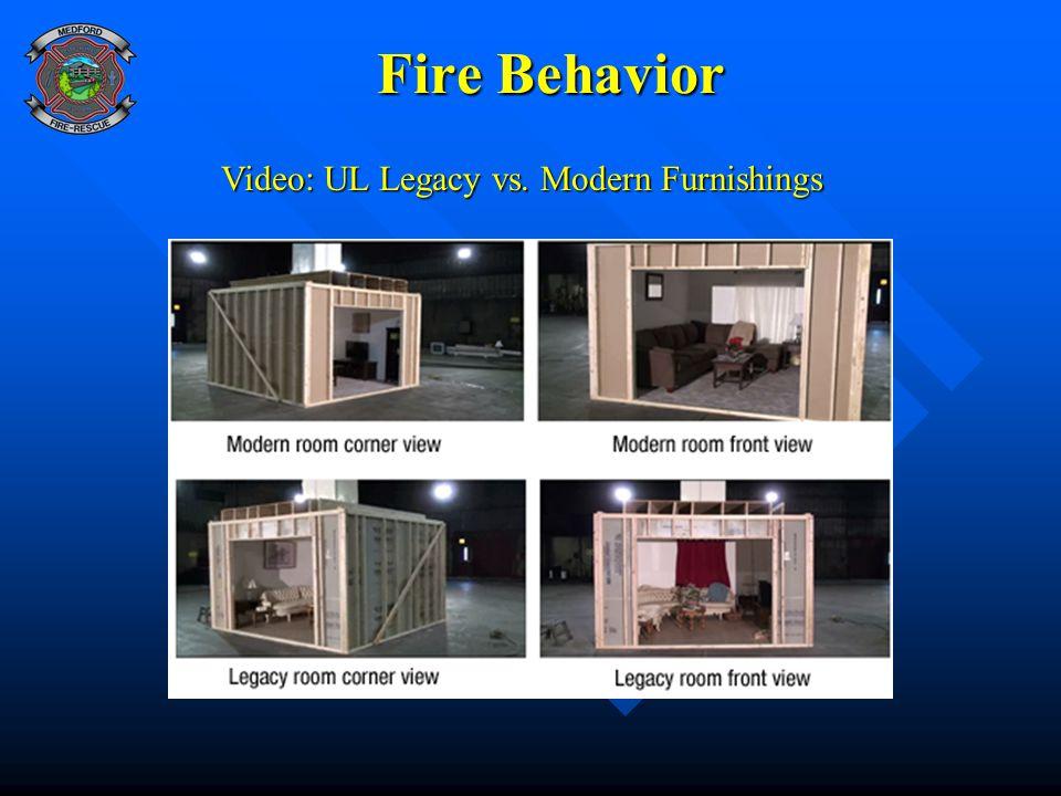 Video: UL Legacy vs. Modern Furnishings