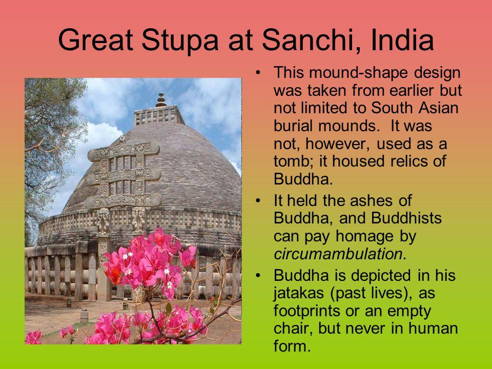 Great Stupa at Sanchi, India