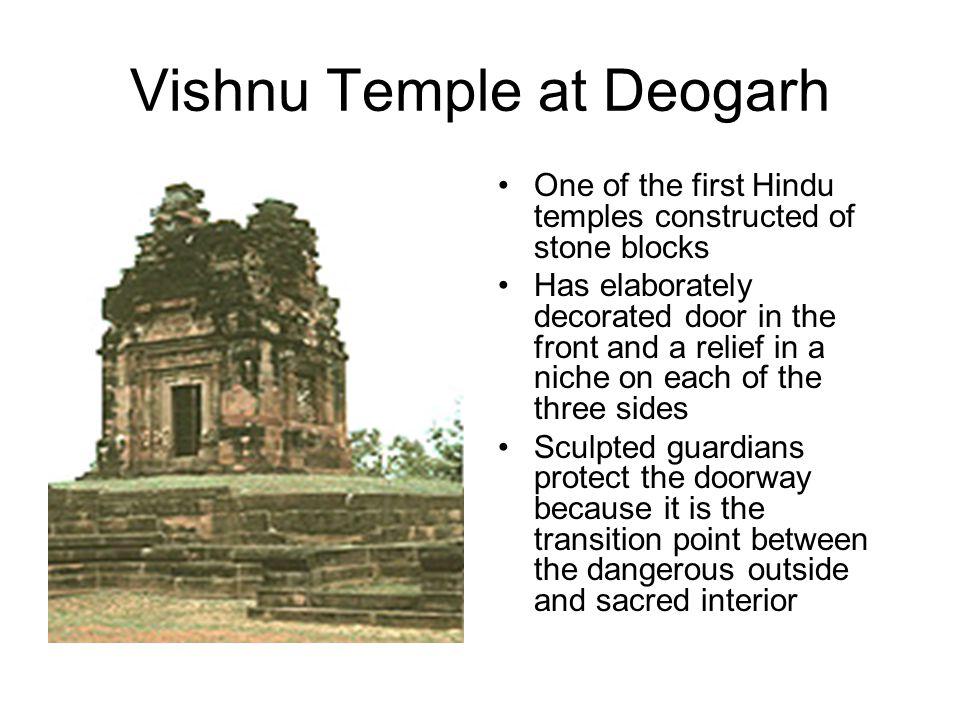 Vishnu Temple at Deogarh