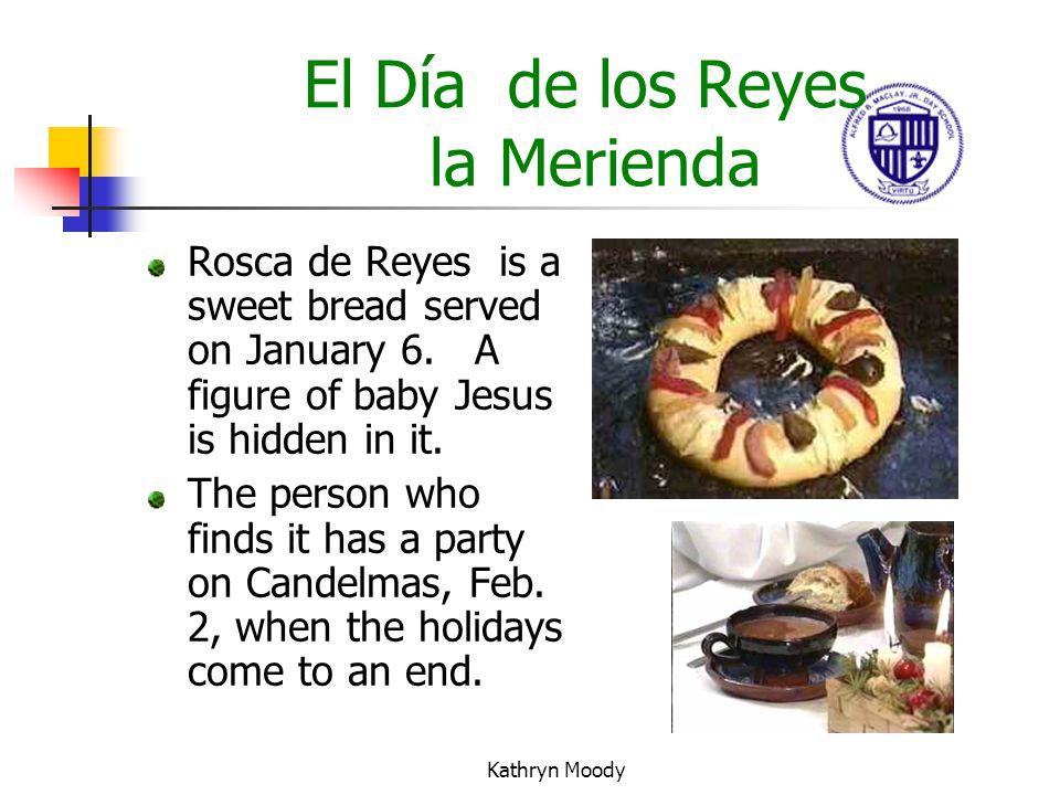 El Día de los Reyes la Merienda