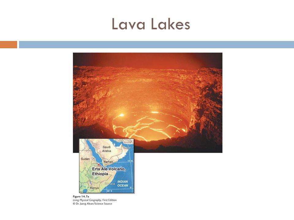 Lava Lakes