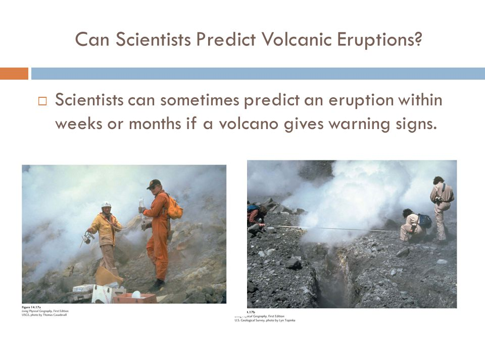 Can Scientists Predict Volcanic Eruptions