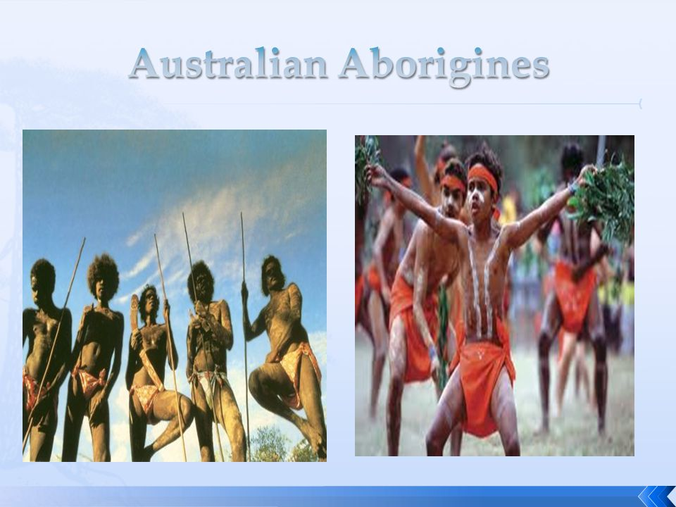 Australian Aborigines