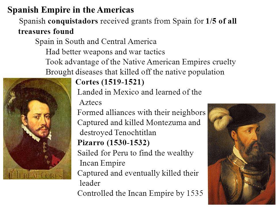 Spanish Empire in the Americas