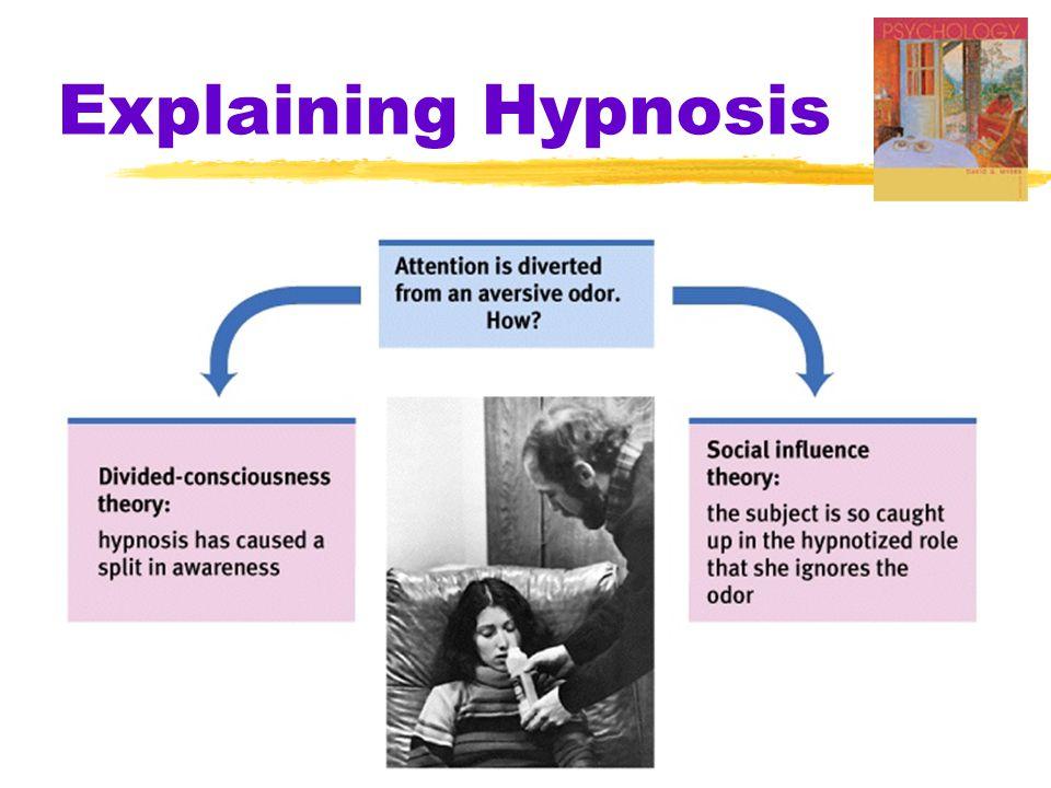 Explaining Hypnosis