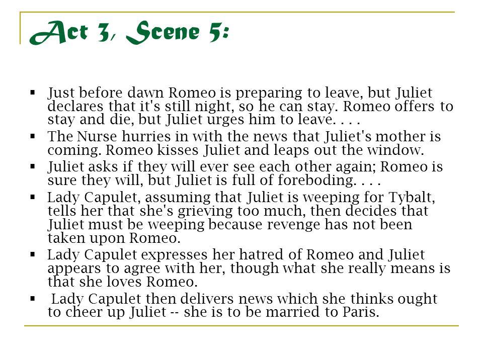 Act 3, Scene 5:
