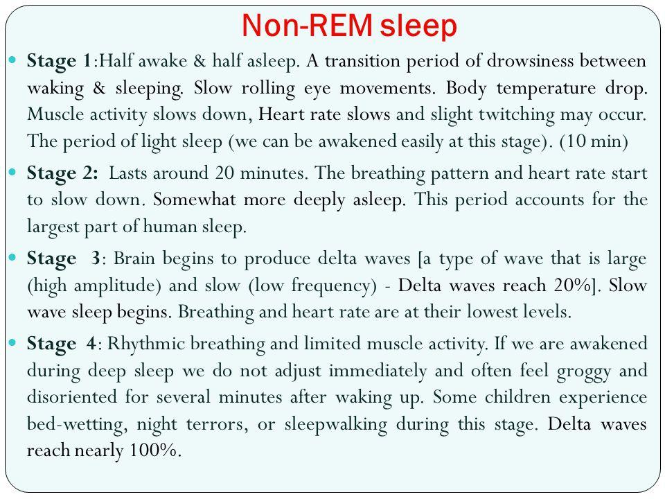 Non-REM sleep