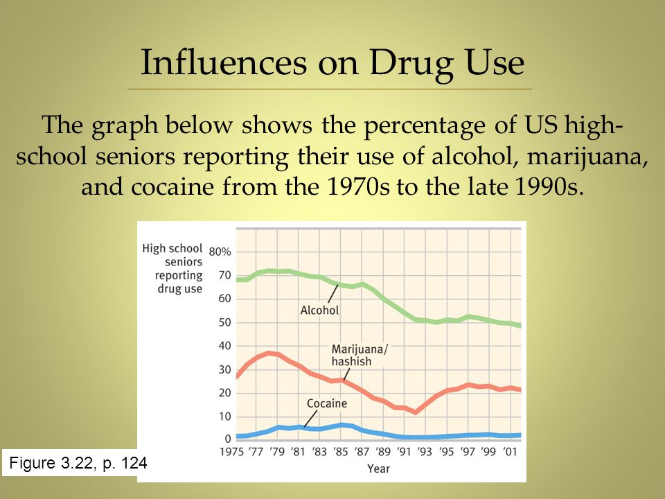 Influences on Drug Use
