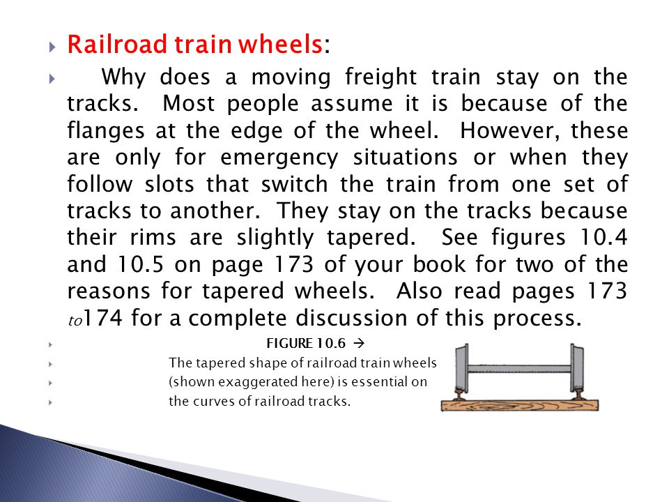 Railroad train wheels: