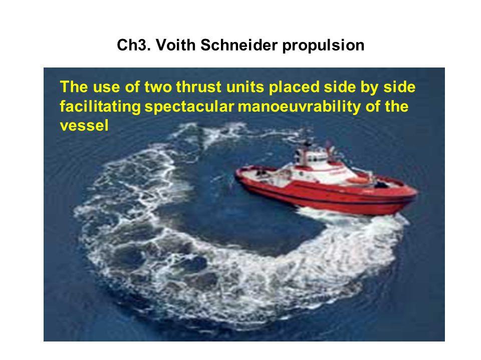 Ch3. Voith Schneider propulsion