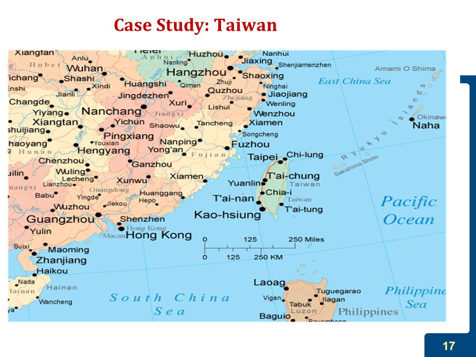 Case Study: Taiwan
