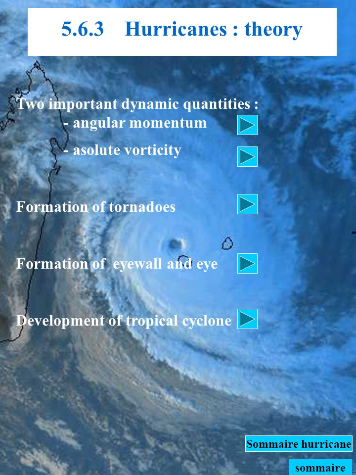 Two important dynamic quantities : - angular momentum