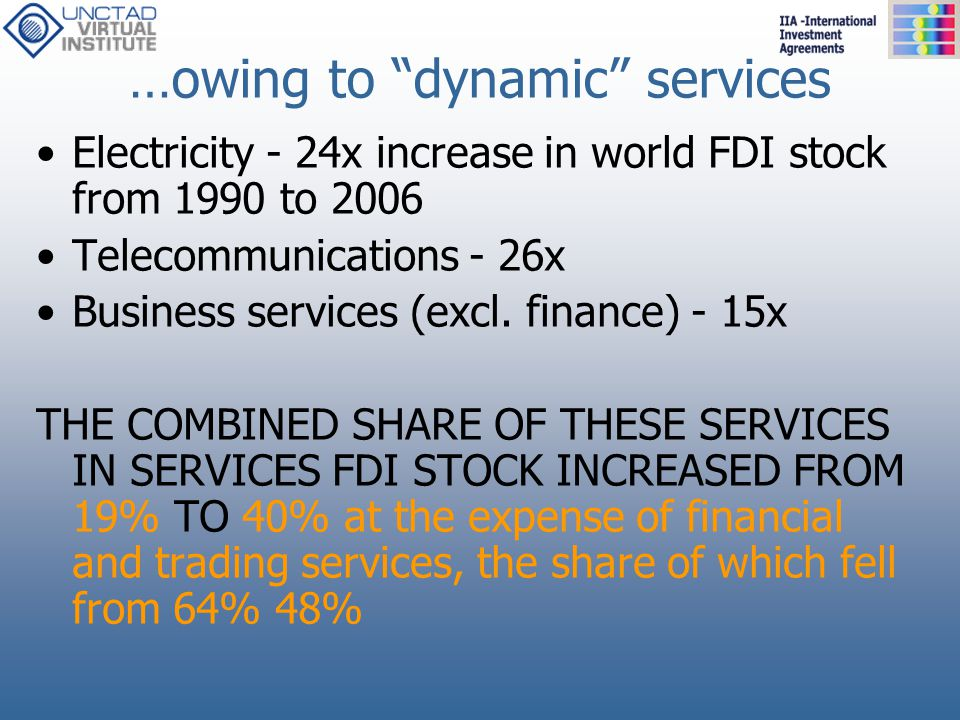 …owing to dynamic services