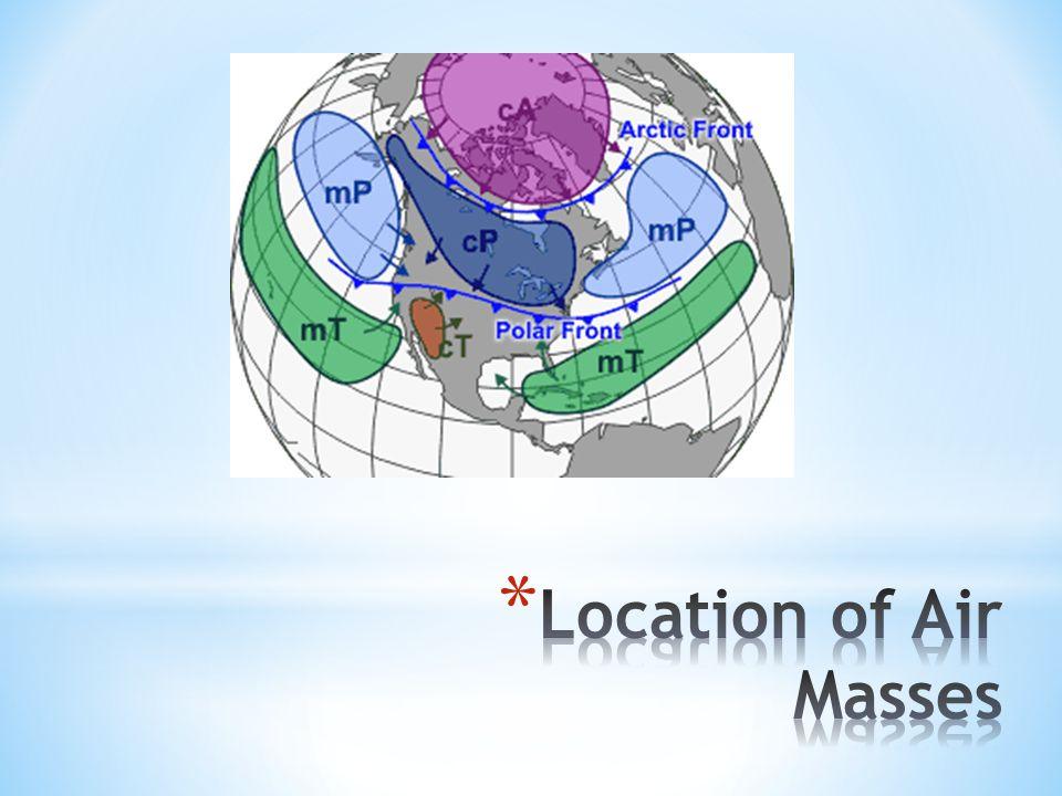 http://www.srh.noaa.gov/crp/ n=education-airmasses Location of Air Masses