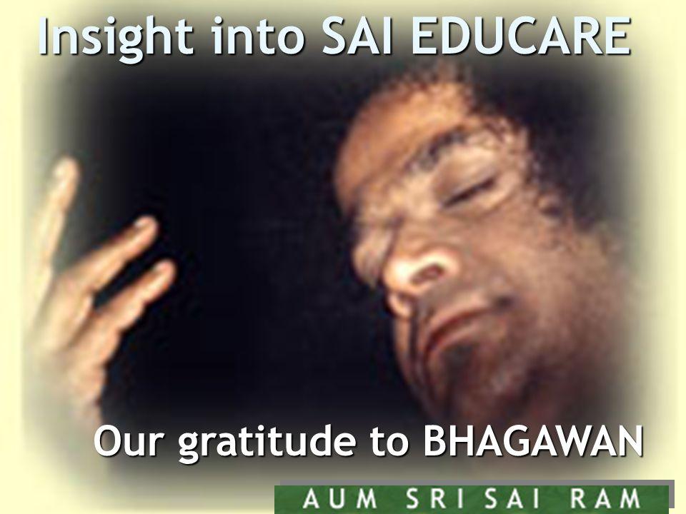 Insight into SAI EDUCARE