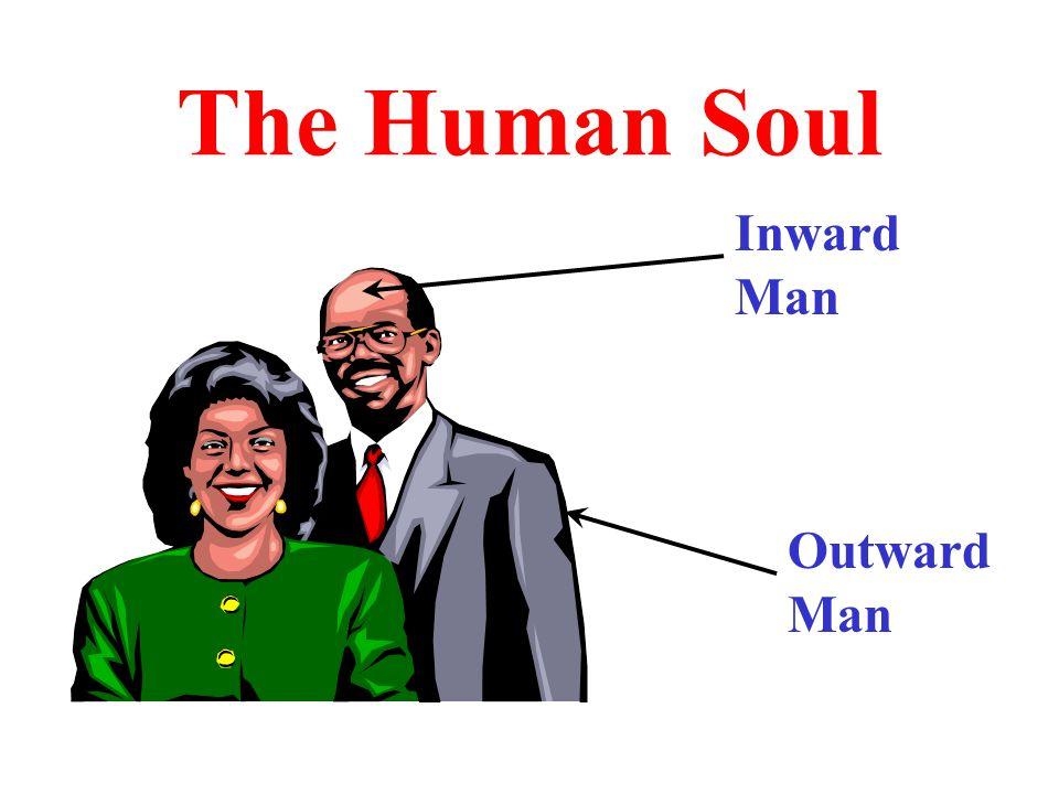 The Human Soul Inward Man Outward Man