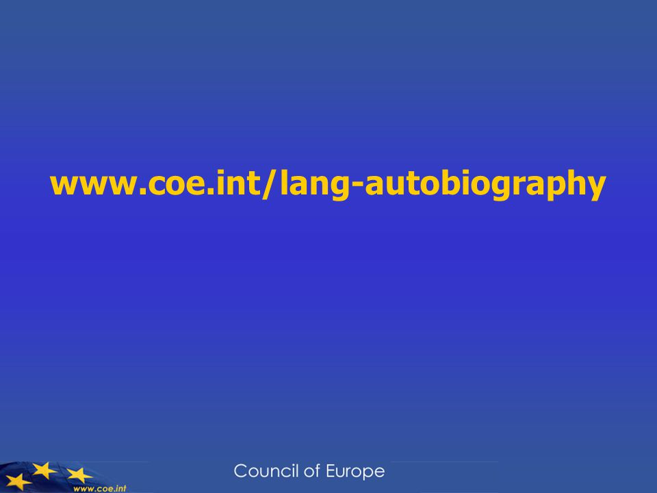 www.coe.int/lang-autobiography