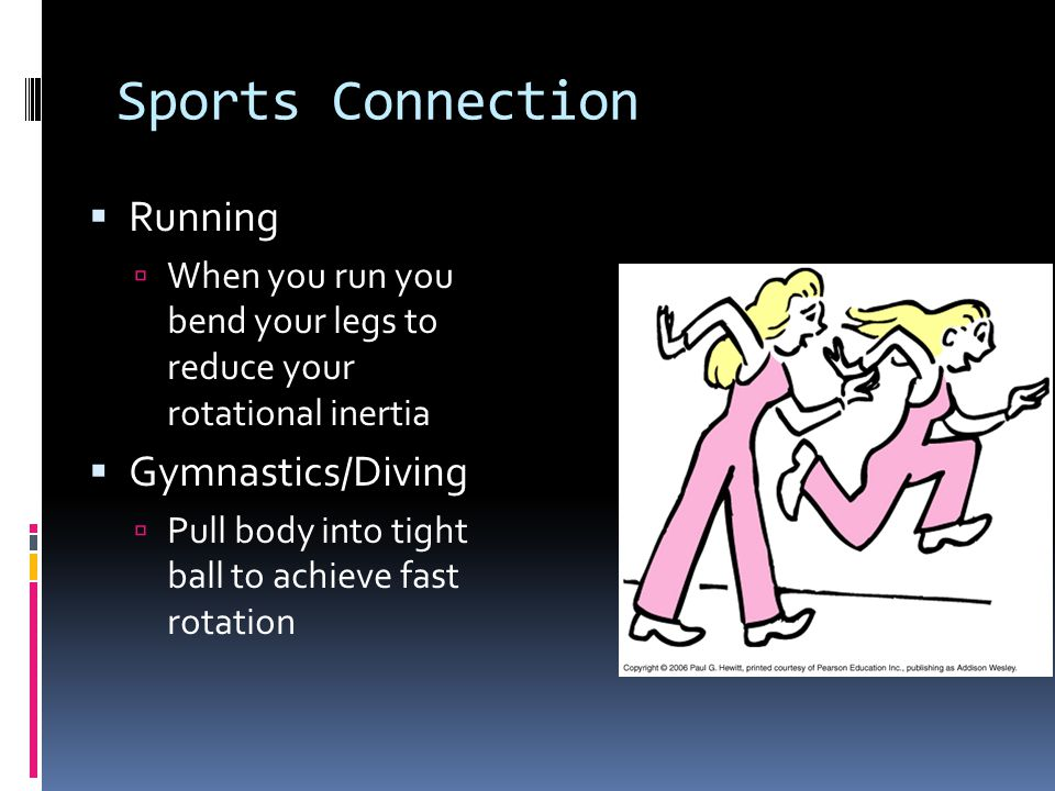 Sports Connection Running Gymnastics/Diving