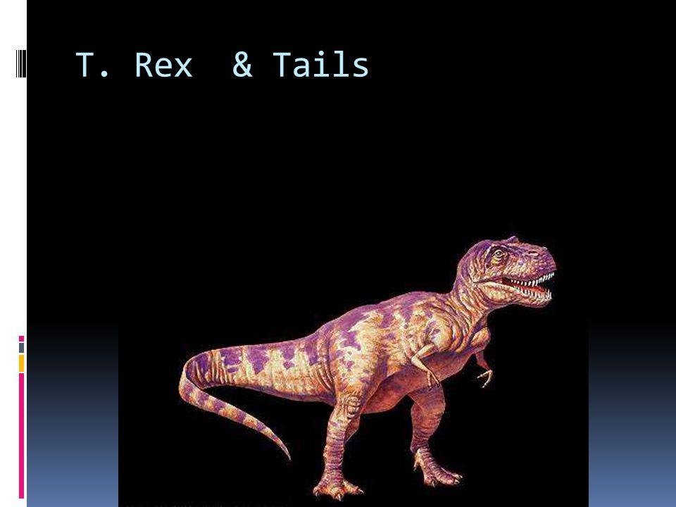 T. Rex & Tails
