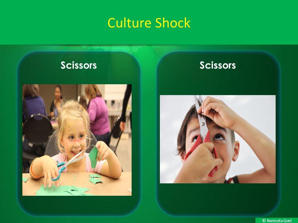Culture Shock Scissors Scissors