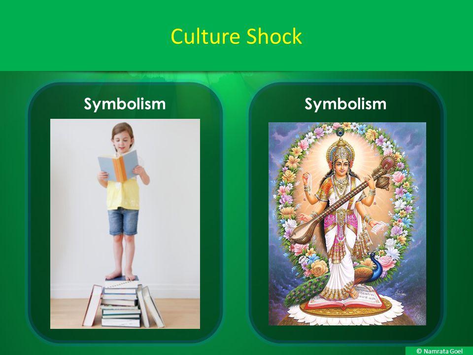 Culture Shock Symbolism Symbolism
