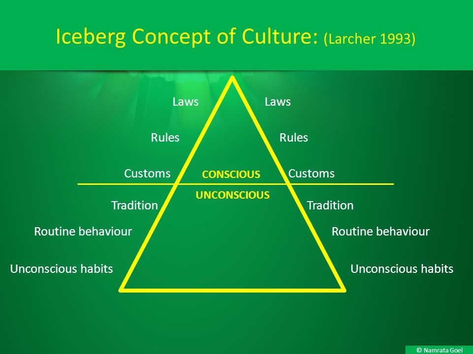 an overview of the concept of tradition and the rules in society Even the idea of separating society or daily life into 'components' (economy, religion, political organization, social relations, etc) does not make sense in the traditional worldview, in which they are all inter-penetrated, a gestalt.