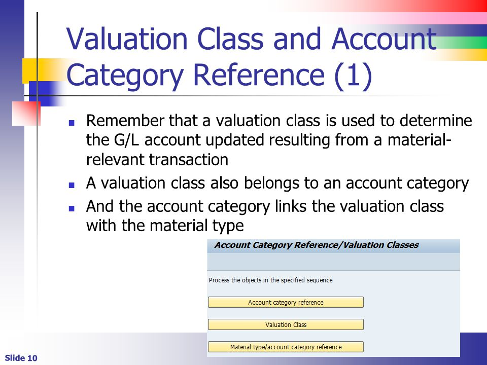 Valuation Class and Account Category Reference (1)
