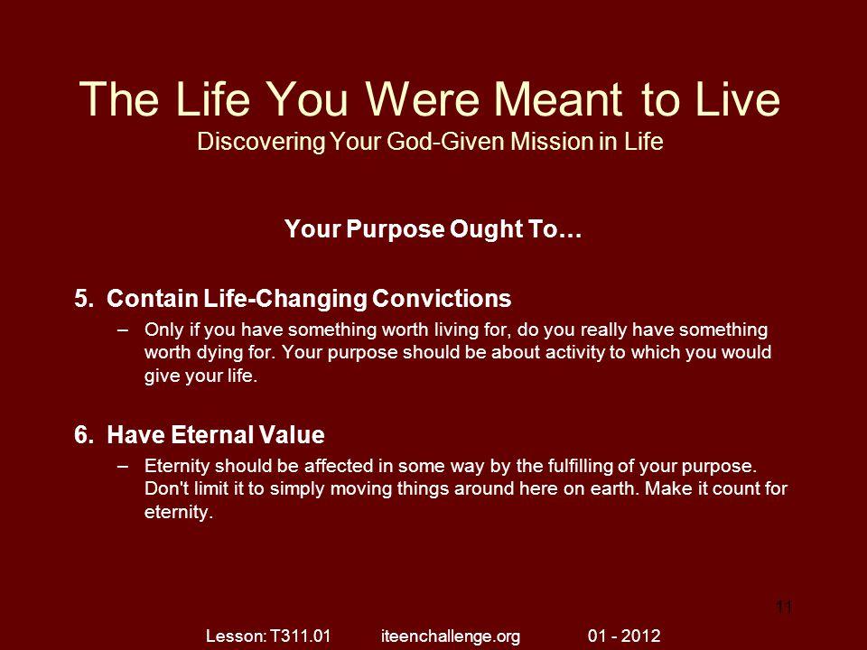 Lesson: T311.01 iteenchallenge.org 01 - 2012