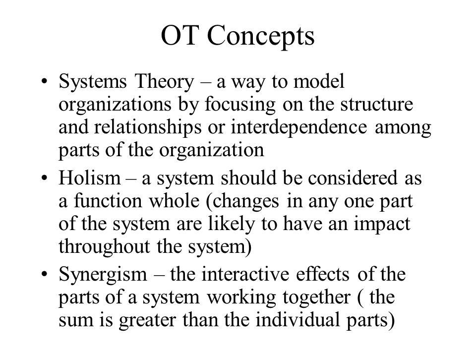 OT Concepts