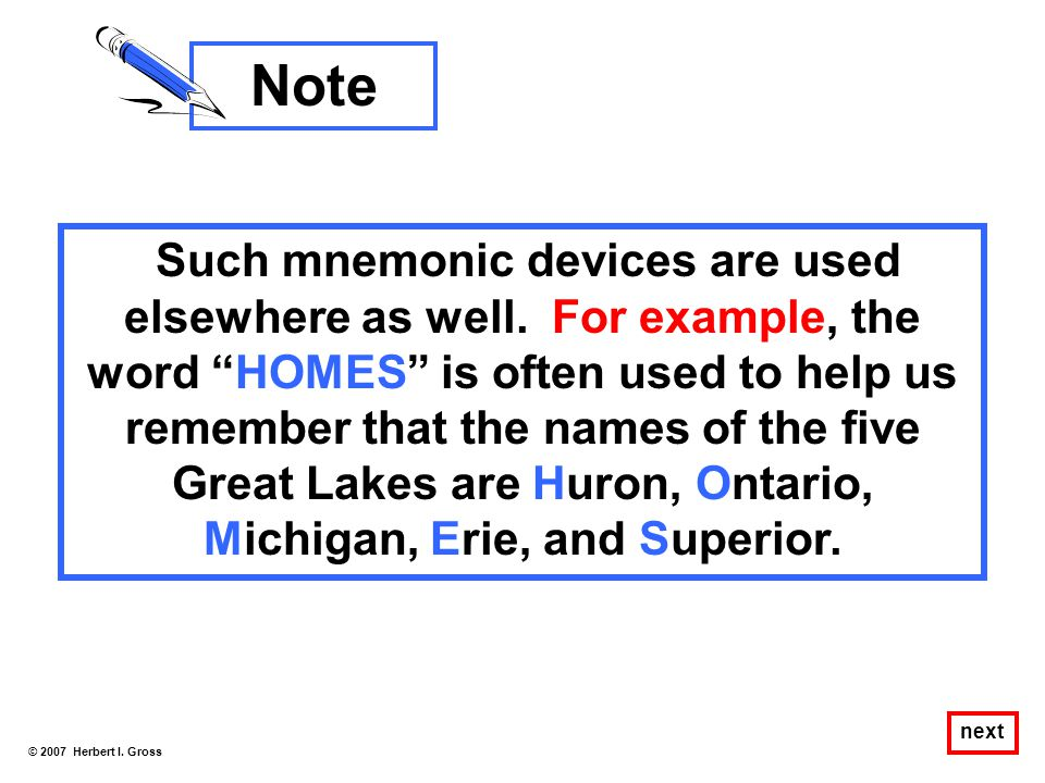 Great Lakes are Huron, Ontario, Michigan, Erie, and Superior.