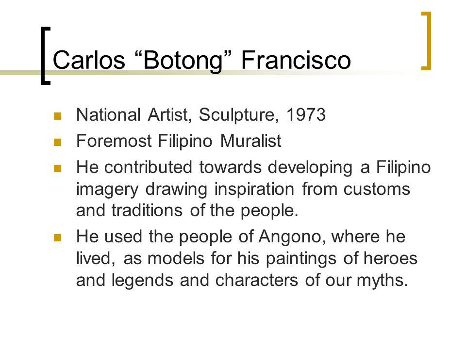 Carlos Botong Francisco