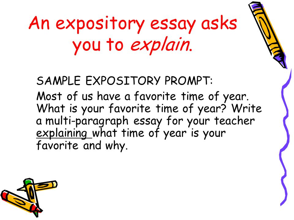 mastering the writing hspe ppt  3 an expository