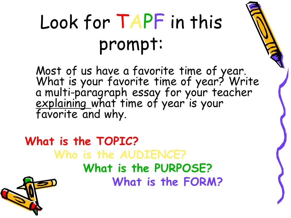 Look for TAPF in this prompt: