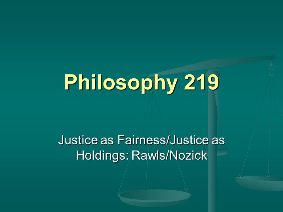 "rawls justice as fairness One of the 20 century's main response was john rawls' theory of justice, ""justice  as fairness"", in the book a theory of justice, published 1971."