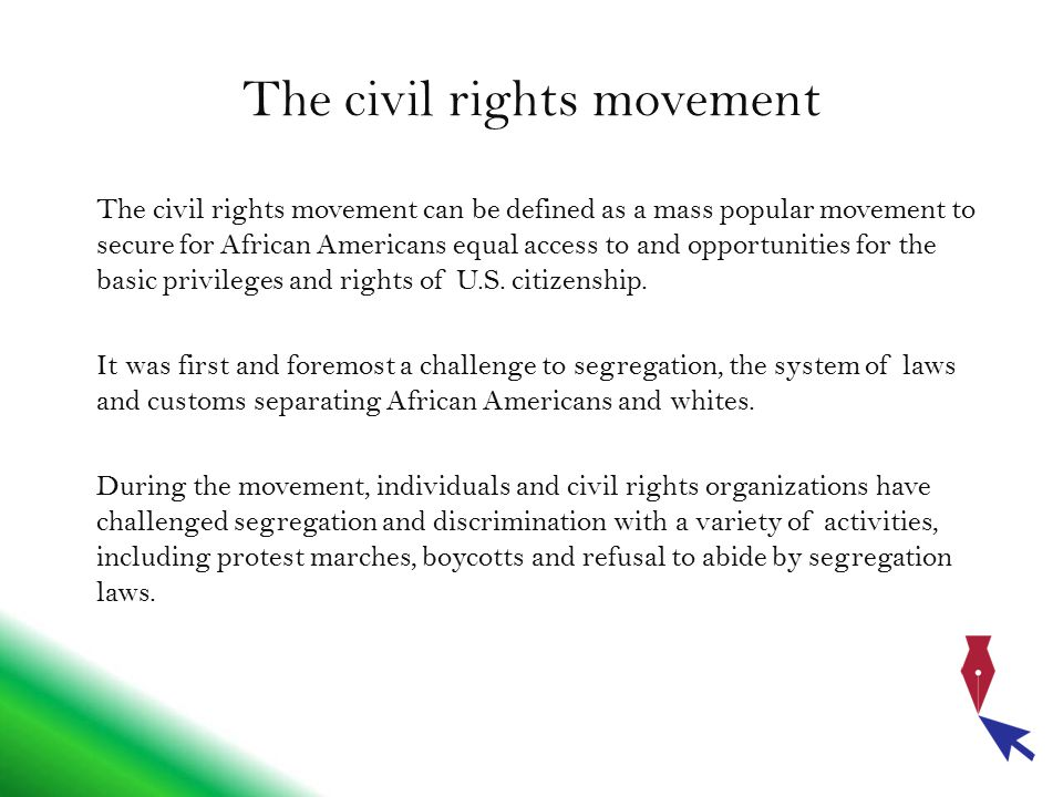 the basic civil rights of every american citizen Fourth periodic report of the united of the united states can inform its citizens and the for civil rights for the united states.