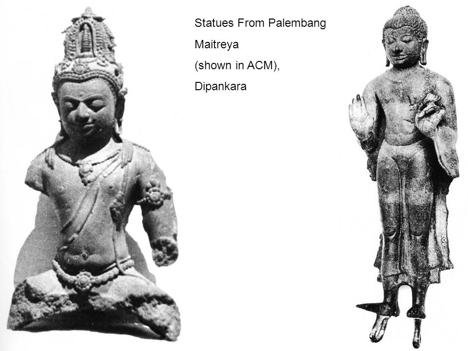 Statues From Palembang