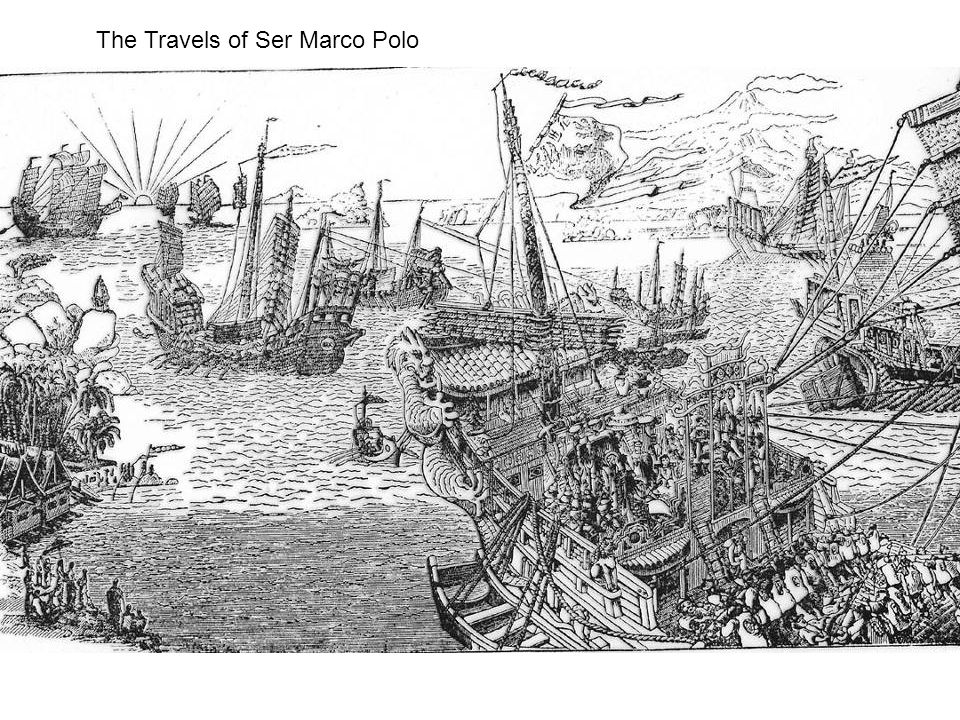 The Travels of Ser Marco Polo