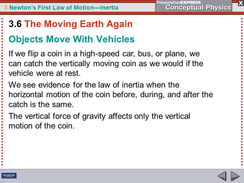 Objects Move With Vehicles