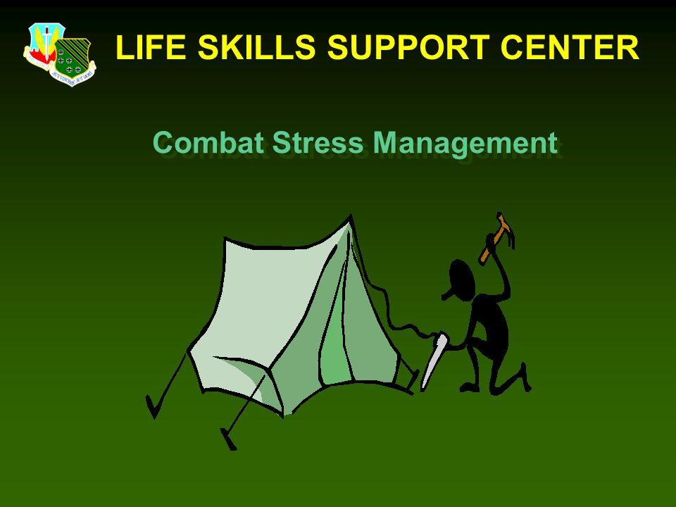 Combat Stress Management