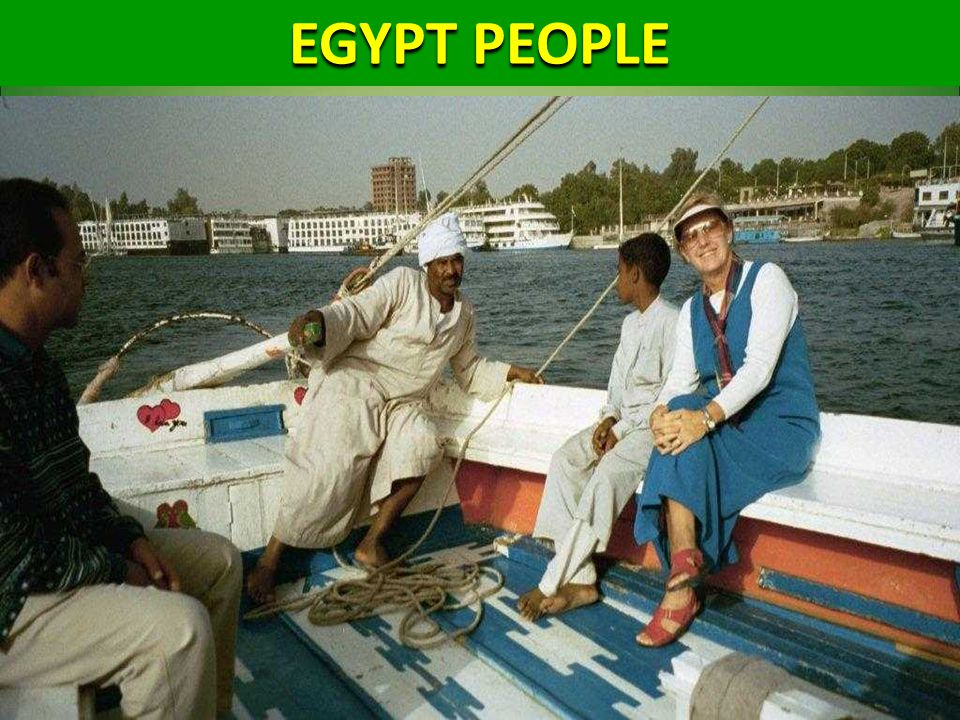 EGYPT PEOPLE