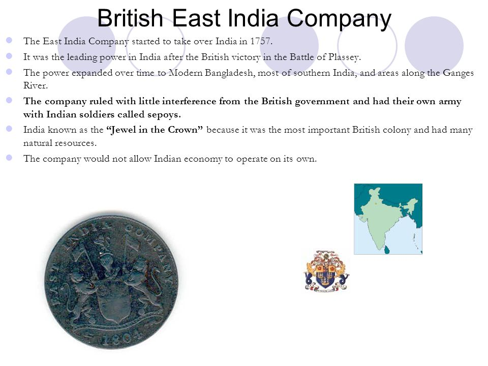 British East India Company