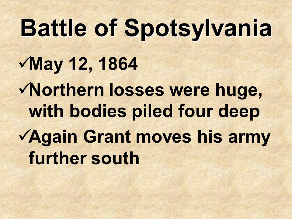 Battle of Spotsylvania