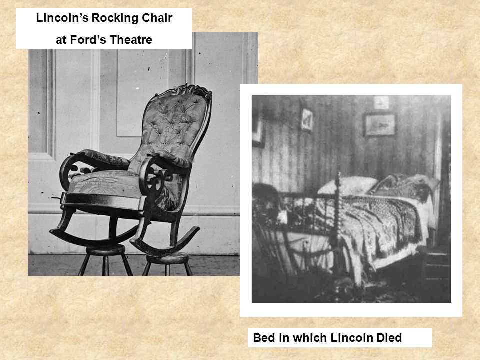 Lincoln's Rocking Chair