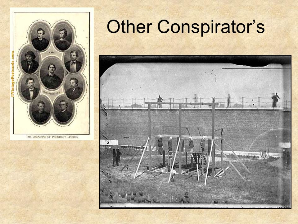 Other Conspirator's