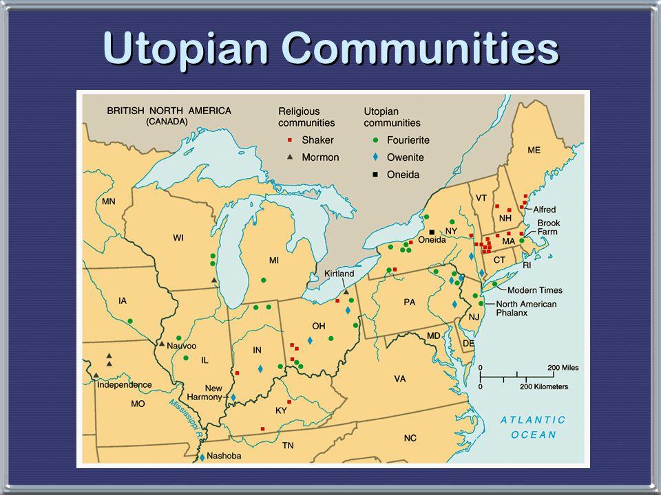 Utopian Communities