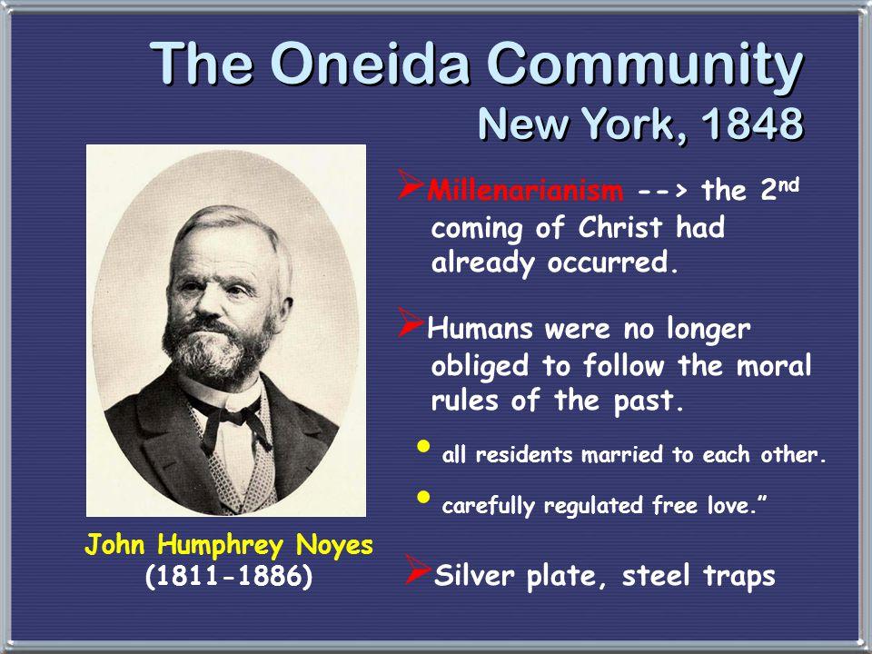 John Humphrey Noyes (1811-1886)