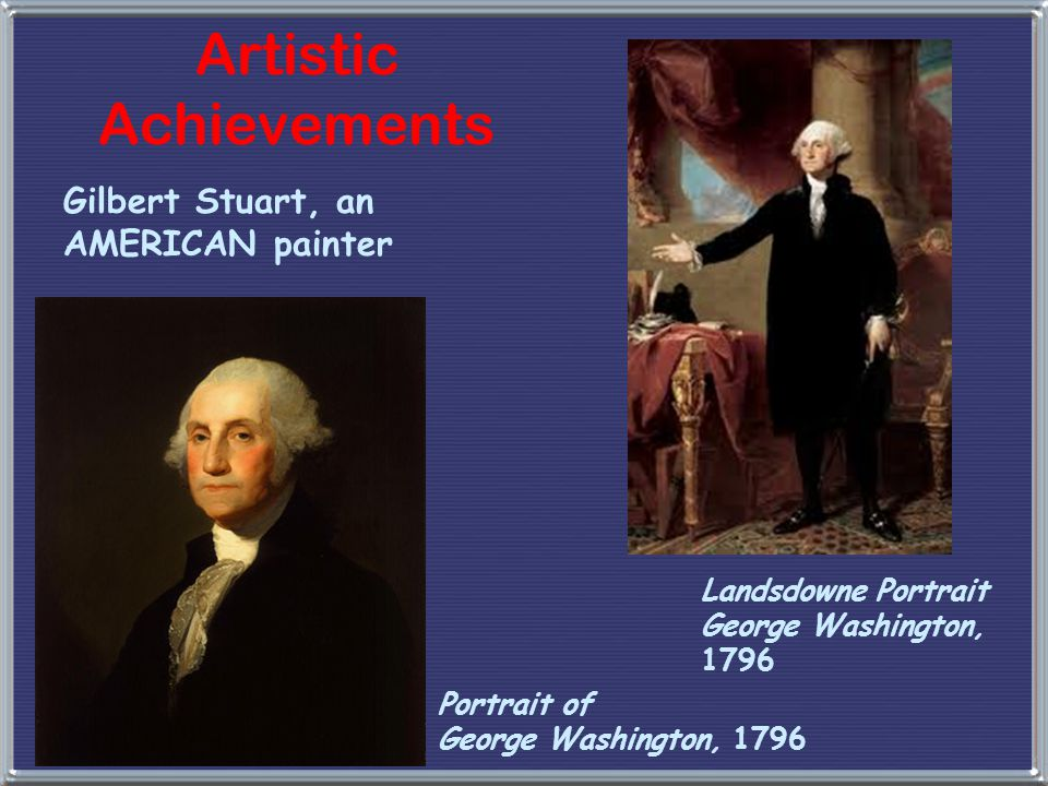 Artistic Achievements