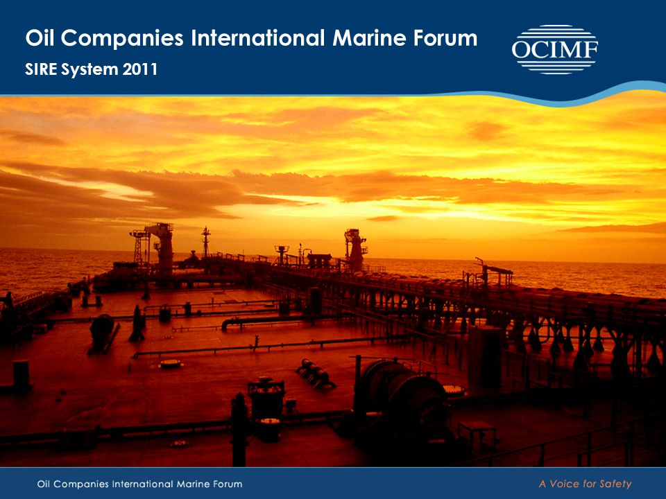 Oil Companies International Marine Forum