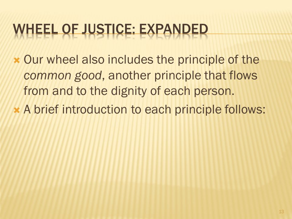 Wheel of Justice: Expanded